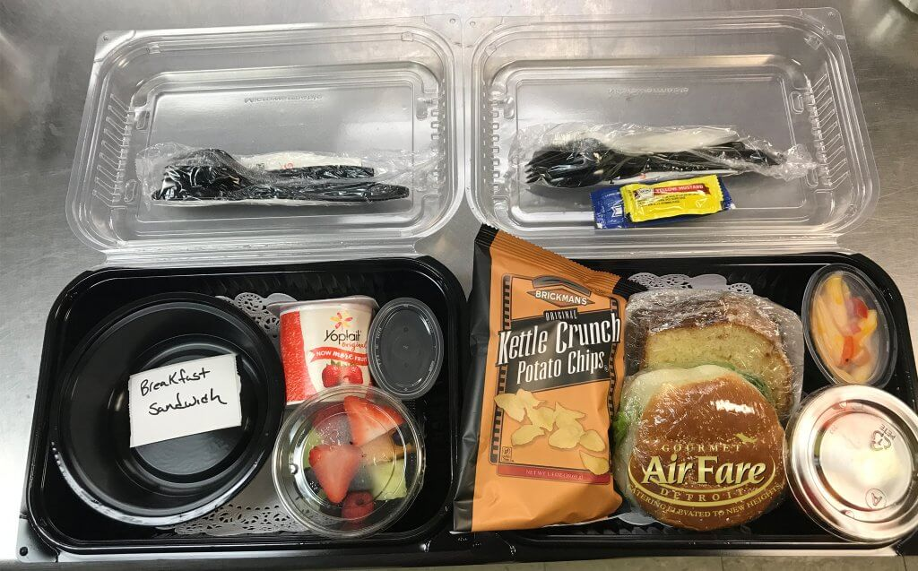 Deluxe Boxed Lunch